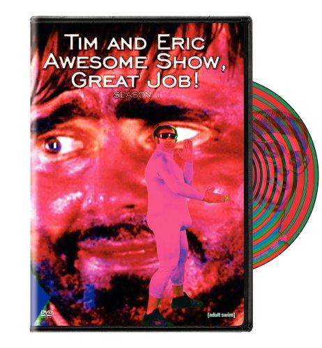 Tim and Eric Awesome Show, Great Job! Season 1 (Standard Screen)
