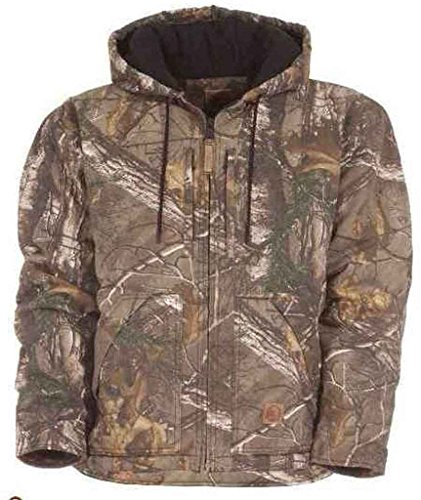 Berne Apparel GJ31 Men's Buckhorn Coat Realtree Xtra 6X-Large (Berne Apparel Lined Coat)