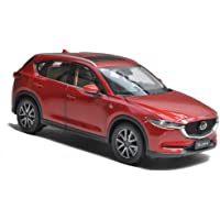 PENGJIE-Model 1:18 2018 Mazda CX5 Modelo Asientos Modelo