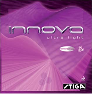 STIGA Innova Ultra Light Synergy Tech Table Tennis Rubber