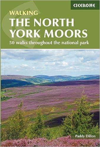 North York Moors Guidebook (Cicerone)