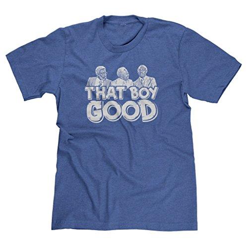 FreshRags That Boy Good Coming To America Parody Men's T-shirt XL Htr. Royal 370