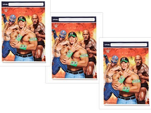 WWE Treat Bags (24 Count)]()
