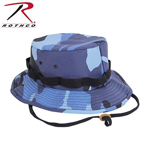 Rothco Jungle Hat, Sky Camo, Medium