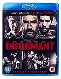 The Informant (2013) ( Gibraltar ) [ Blu-Ray, Reg.A/B/C Import - United Kingdom ]