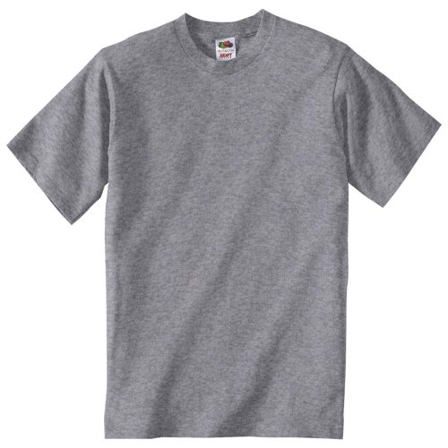 Youth 5 oz. HD Cotton T-Shirt (ASH - ASH S)