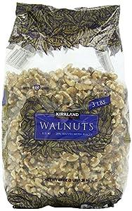 Kirkland Signature oZajGk Walnuts, 3 Pounds