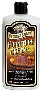 Parker & Bailey Furniture Cream 16oz