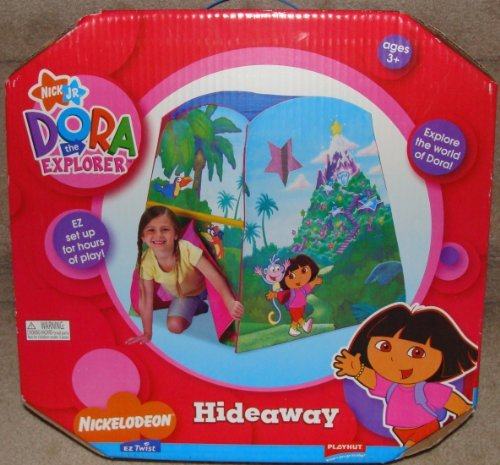 Dora the Explorer Hideaway