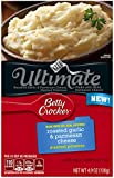 Betty Crocker Dry Meals Ultimate's Roasted Garlic and Parmesan Cheese Mashed Potatoes, 4.90 Ounce (Pack of 12)