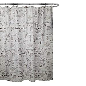 51%2B45pMi1oL._SS300_ 200+ Beach Shower Curtains and Nautical Shower Curtains