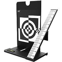JJC Professional Camera Lens Auto Focus Calibration Tool Chart,Help Fine Tune Focus of Lens via Select DSLR Camera Has…