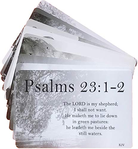 Popular Scripture Cards (10-Pack) KJV