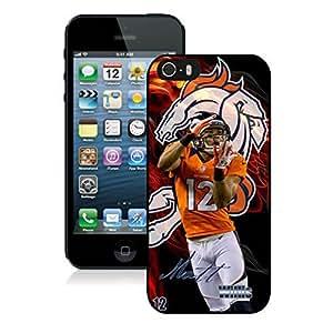 Denver Broncos Matt Willis iPhone 5 5S Case DLP4438814