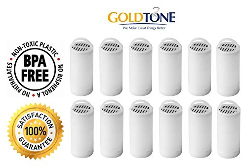 GoldTone Brand Pet Fountain Charcoal Water Filter fits Drinkwell 360 & Drinkwell 360 Stainless Multi-Pet Fountains. Replaces your Drinkwell 360 Pet Fountain Water (Gold Tone Cat)