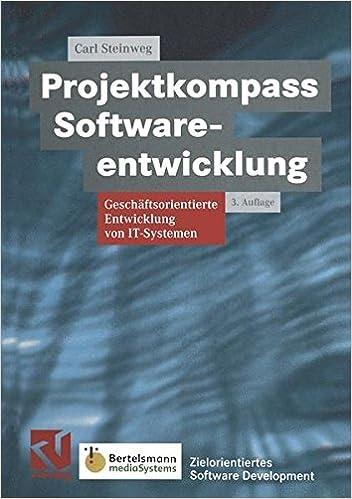 Projektkompass Softwareentwicklung  Geschäftsorientierte