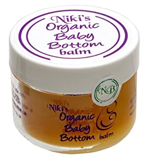 Niki's Organic Baby Bottom Balm 100ml by Niki's Organic Balms
