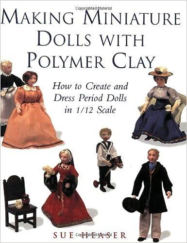 Image result for sue heaser making dollshouse dolls