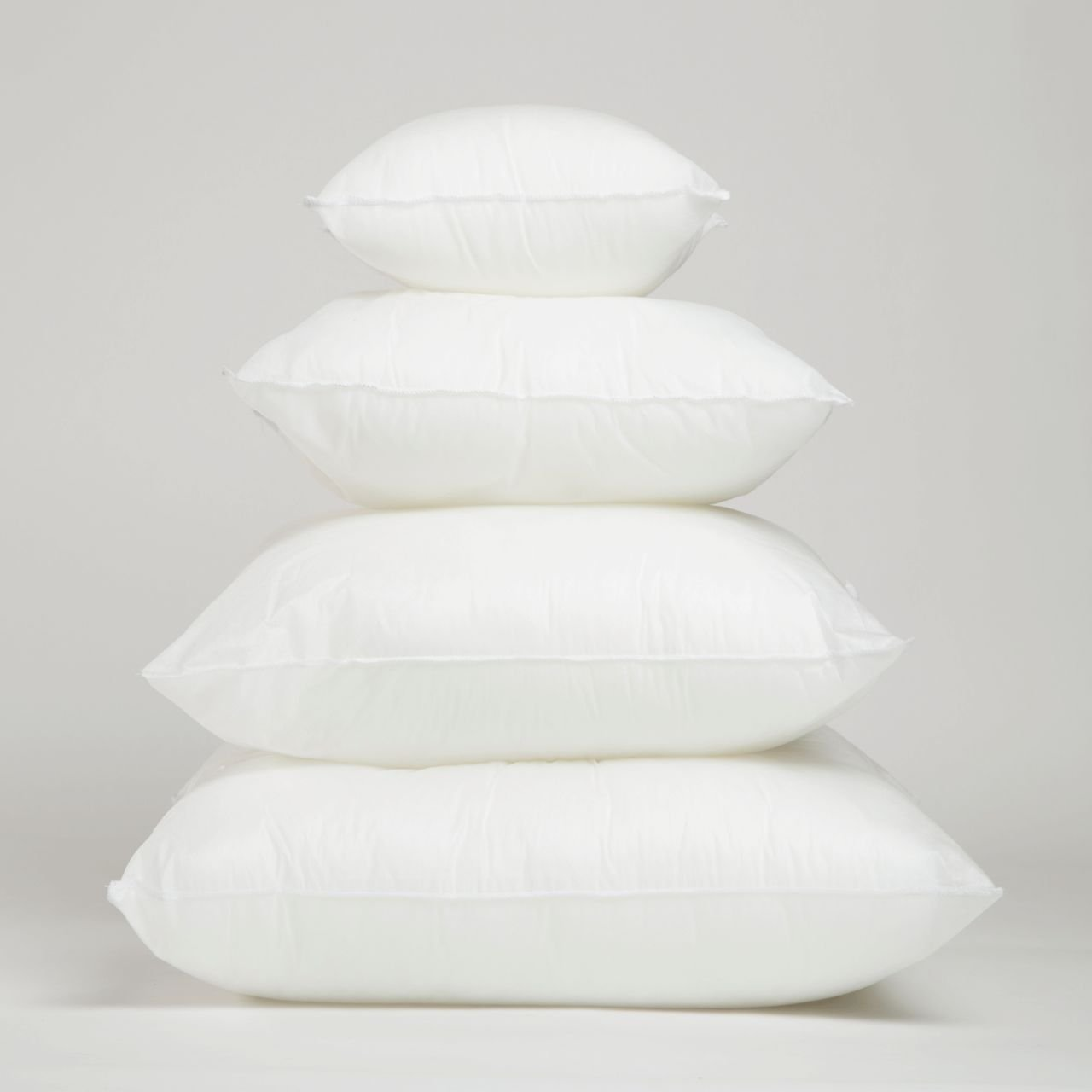 Amazon.com: Foamily Premium Hypoallergenic Stuffer Pillow Insert ...