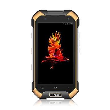iGET BlackView BV6000- Smartphone con SIM doble, 3G, 32GB, (11,9 cm (4.7