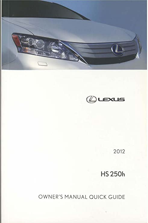 lexus hs manual car owners manual u2022 rh karenhanover co Lexus Manuals PDF lexus is 200 service manual pdf