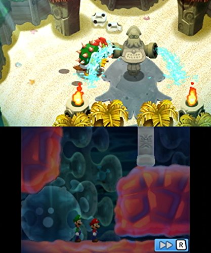 Mario & Luigi: Bowser's Inside Story + Bowser Jr.'s Journey by Nintendo (Image #2)