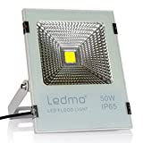 LEDMO 50W LED Flood Light,Super Bright-New Craft-Security Lights,200W Equivalent-Daylight White