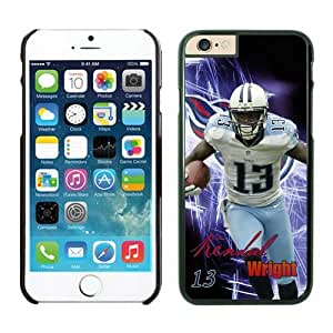 Tennessee Titans Kendall Wright Case For iPhone 6 Black 4.7 inches