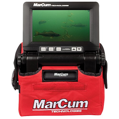 MarCum VS485C LCD Underwater Viewing System, ()
