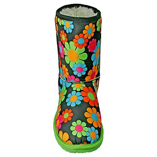 Dawgs Womens Loudmouth 9-inch Boots Magic Bus