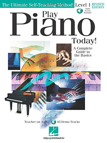 Play Piano Today Songbook - Play Piano Today! Level 1 - Updated &