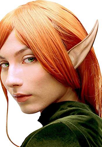 Woochie Classic Latex Ears - Professional Quality Halloween Costume Makeup - Large Elf