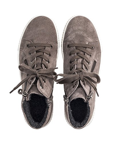 754 53 Gabor Sneakers Grau Damen Hohe Shoes qPvHx5vwE