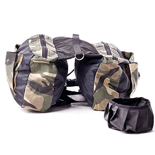 Camouflage Supplies Backpacks Saddlebag Accessories product image