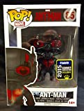 Funko POP Marvel: Black Out Ant-Man Action Figure