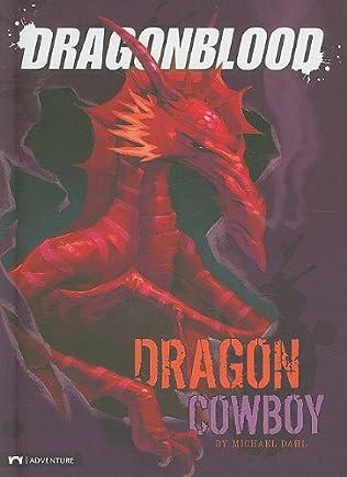 book cover of Dragon Cowboy