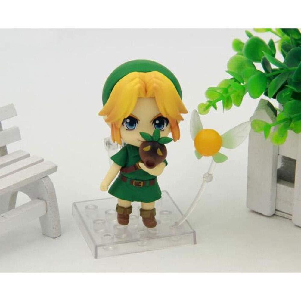 Majoras Maske 3D Link Nendoroid Action Figure MA SOSER Die Legende von Zelda