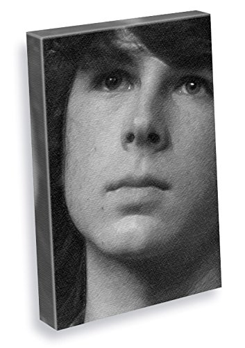 Chandler Riggs - Canvas Print Large A3 - Signed by the Artist