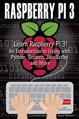 Raspberry Pi Introduction Scratch JavaScript product image