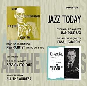 Jazz Today [CD] [Audio CD] Featherstonhaugh, Buddy