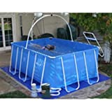 Ipool Above Ground Exercise Swimming Pool Sports Outdoors