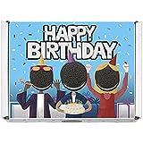 Oreo Gift Boxes - Includes Regular Oreo, Double Stuf and Mini Oreo (Happy Birthday)
