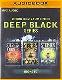 Stephen Coonts & Jim DeFelice - Deep Black Series: Books 1-3: Deep Black, Biowar, Dark Zone