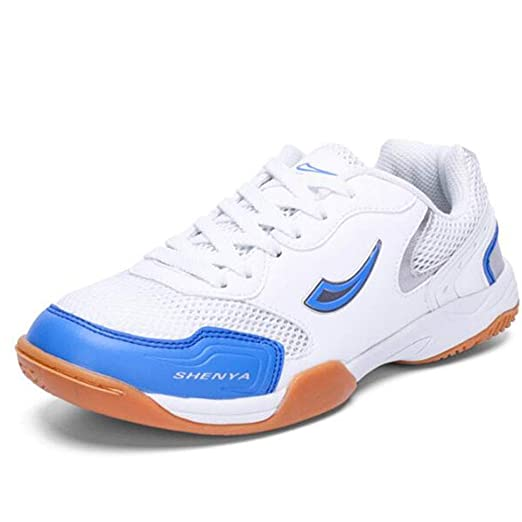 XIANGYANG Zapatos de bádminton para Hombres, Zapatillas de Deporte ...