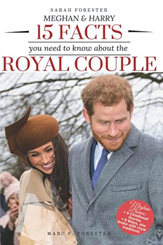 Meghan & Harry: 15 facts you need to know about the Royal Couple