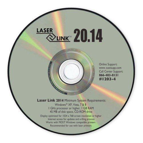 2017 Laser Link Software for Windows (Software Link Laser)