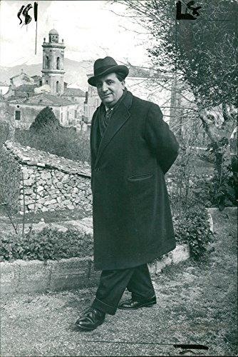 Vintage photo of Refugees: Mr. Hija Perisic