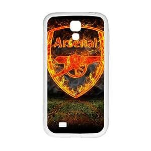 Carcasa de equipo de fútbol Arsenal FC logo impresión carcasa para Samsung Galaxy S4
