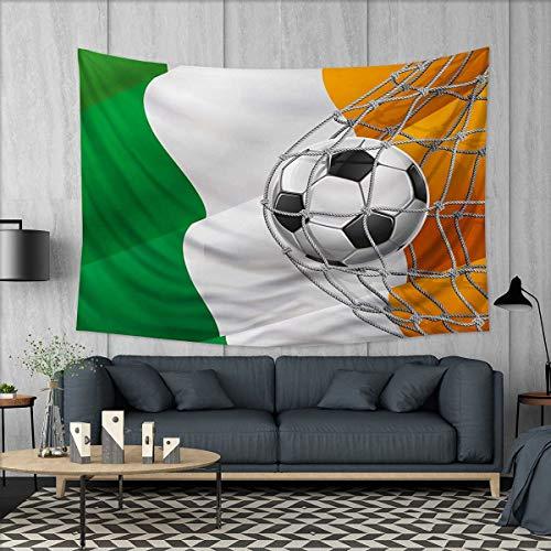Anhuthree Irish Tapestry Wall Hanging 3D Printing Sports The