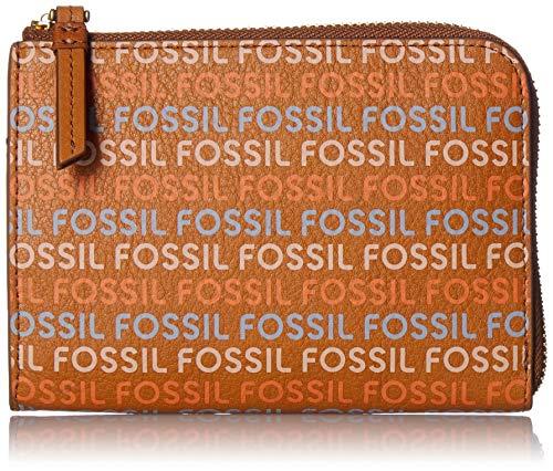 51%2B4ICio1qL - Fossil RFID Passport Zip Around Tan